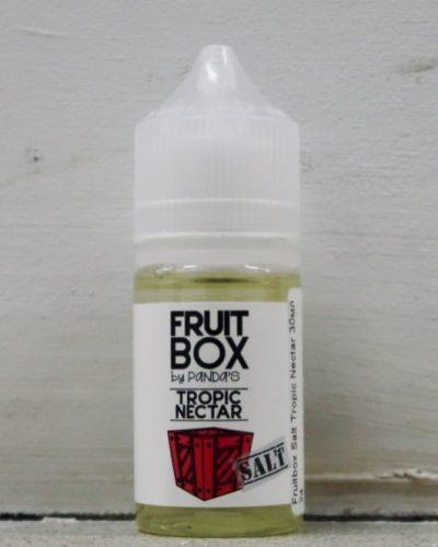 Жидкость для электронных сигарет Fruit Box Salt Tropic Nectar вкусипар.рф