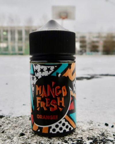 Жидкость для электронных сигарет Mango Fresh Orange вкусипар.рф