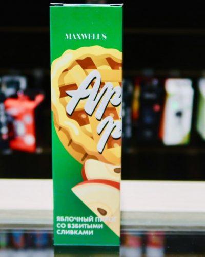 Жидкость Maxwells Apple Pie яблочный пирог вкусипар.рф