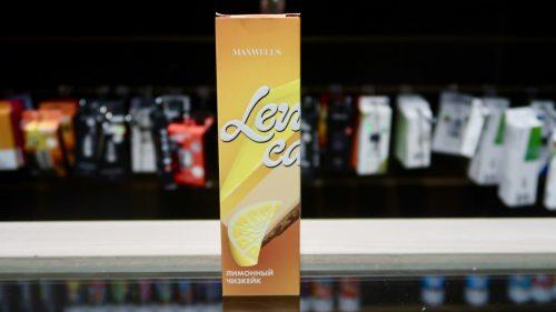 Жидкость Maxwells Lemon Cake лимонный чизкейк вкусипар.рф
