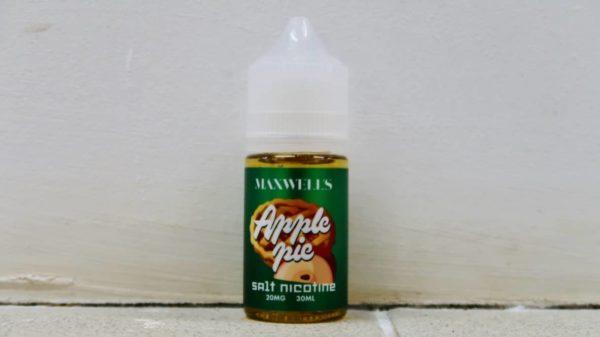 Жидкость Maxwells Salt Apple Cake максвелс яблочный пирог вкусипар.рф