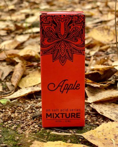 Жидкость Mixture Salt Apple вкусипар.рф