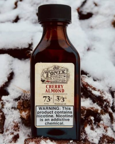 Жидкость Tonix Cherry Almond вкусипар.рф