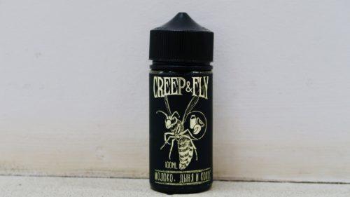 Жидкость Creep And Fly Молоко дыня и кокос вкусипар.рф крип энд влай купить