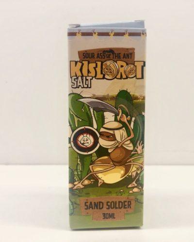 Жидкость Kislorot Salt