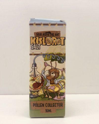Жидкость Kislorot Salt Pollen Collector вкусипар.рф