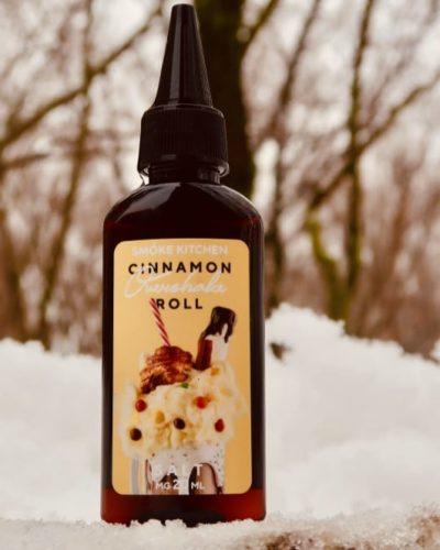 Жидкость Smoke Kitchen Overshake Cinnamon Roll вкусипар.рф