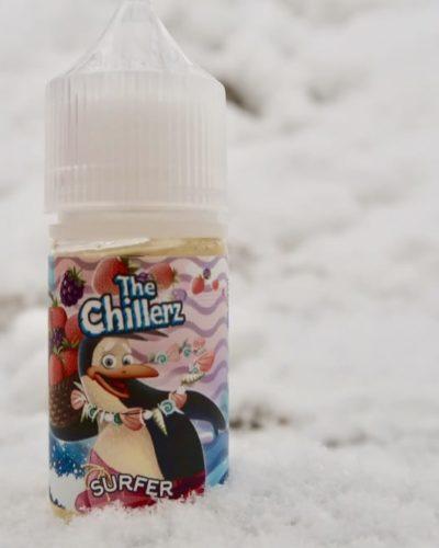 Жидкость The Chillerz Salt