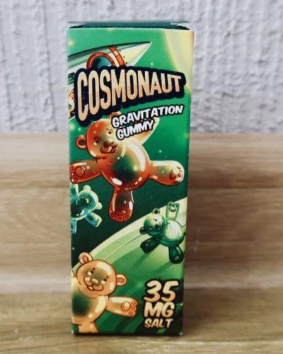 Жидкость Cosmonaut salt Gravitation Gummy вкусипар.рф