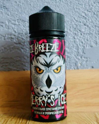 Жидкость Freeze Breeze Berrys Ice вкусипар.рф
