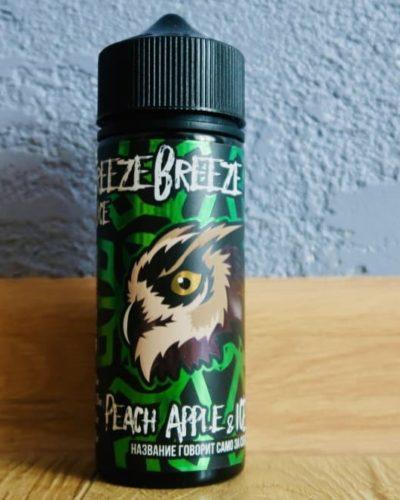 Жидкость Freeze Breeze Peach Apple Ice вкусипар.рф