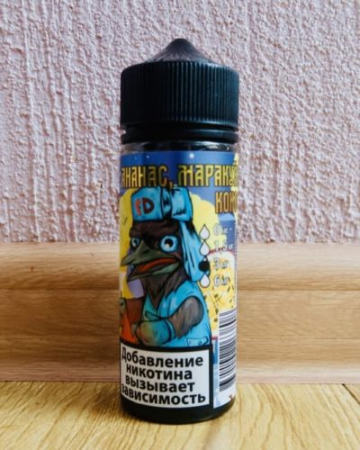 Жидкость Frost Drozd Ананас, Маракуйя вкусипар.рф