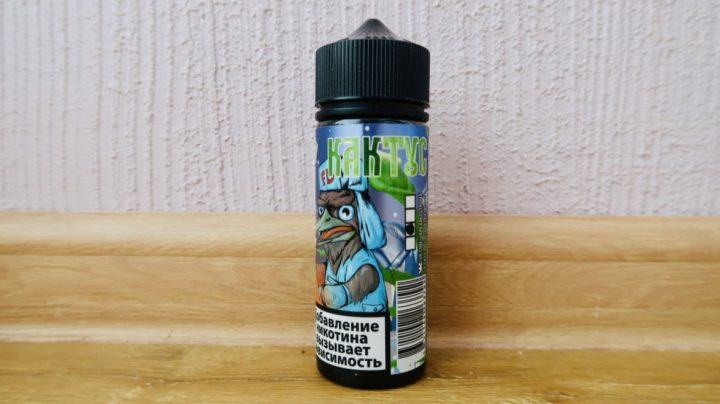 Жидкость Frost Drozd Кактус вкусипар.рф