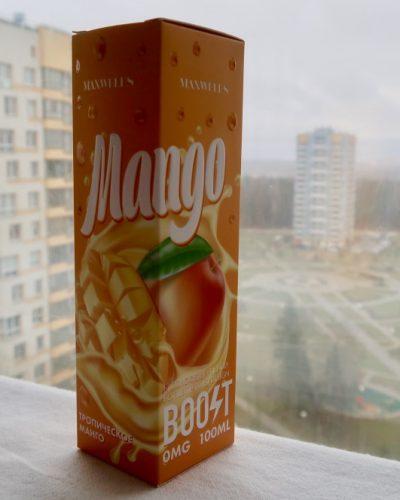 Жидкость Maxwells Mango вкусипар.рф