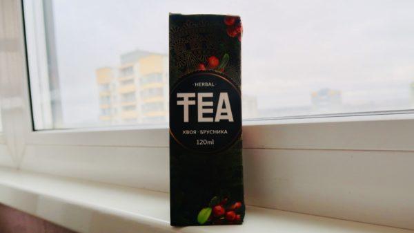 Жидкость Tea Хвоя Брусника вкусипар.рф