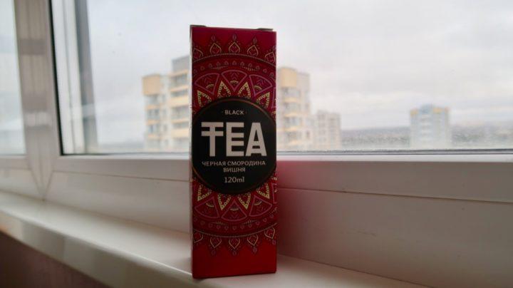 Жидкость Tea Черная смородина Вишня вкусипар.рф