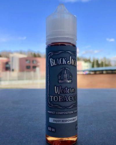 Жидкость Black Jack Western Tobacco вкусипар.рф