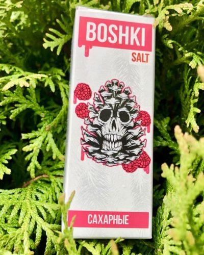 Жидкость Boshki Salt Сахарные вкусипар.рф