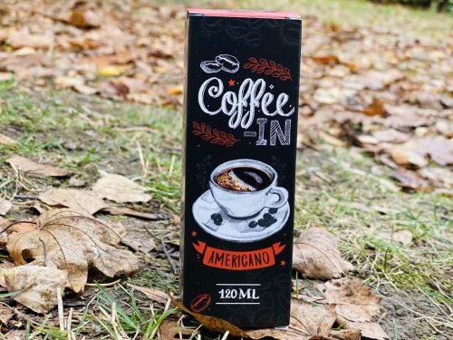 Жидкость Coffee-in Americano вкусипар.рф