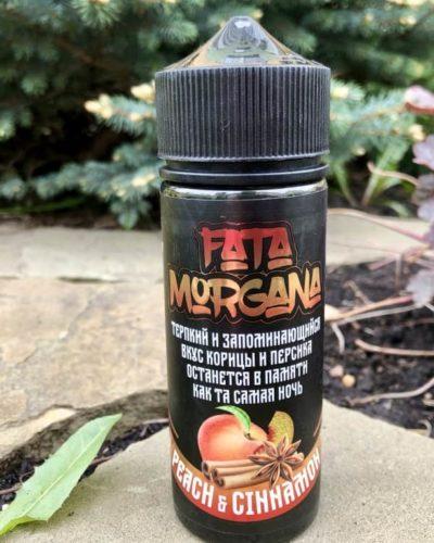 Жидкость Fata Morgana Peach Cinnamon вкусипар.рф
