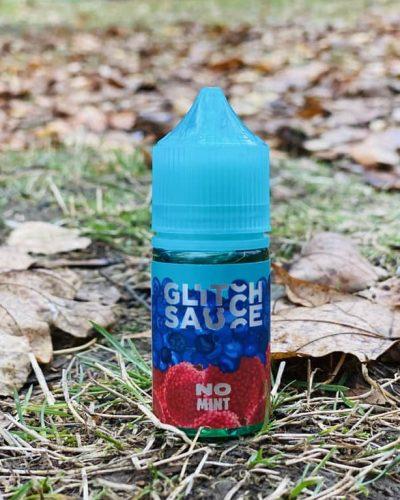 Жидкость Glitch Sauce Salt Bleach вкусипар.рф