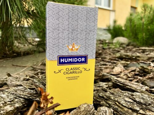 Жидкость Humidor Classic Cigarillo вкусипар.рф