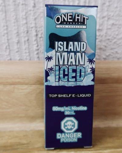 Жидкость One Hit Salt Island Man вкусипар.рф
