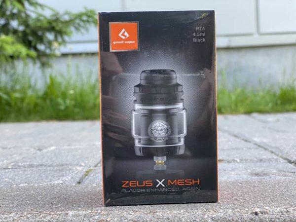 Бак Zeus X mesh вкусипар.рф