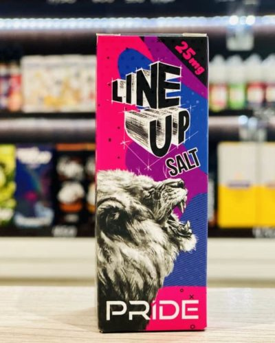 Жидкость Line Up Salt Pride вкусипар.рф лайн ап сальт