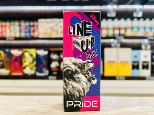 Жидкость Line Up Salt Pride вкусипар.рф лайн ап сальт