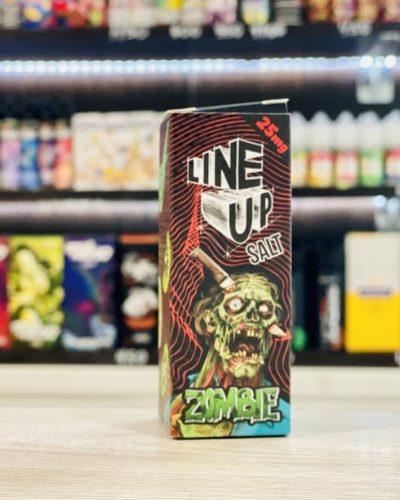 Жидкость Line Up Salt Zombie вкусипар.рф лайн ап сальт