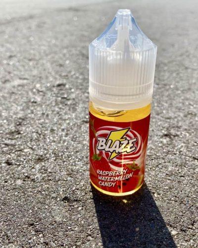 Жидкость Blaze Salt Raspberry Watermelon Candy вкусипар.рф