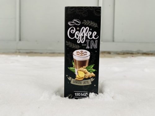 Жидкость Coffee in Ginger Latte вкусипар.рф