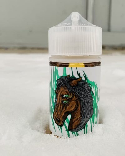 Жидкость Doctor Grimes Dark Horse вкусипар.рф