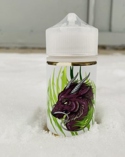 Жидкость Dr. Grimes Drakonoid вкусипар.рф