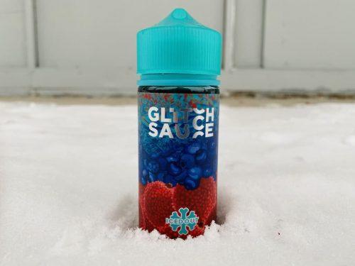 Жидкость Glitch Sauce Iced Out Bleach вкусипар.рф