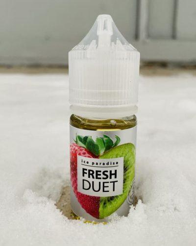 Жидкость Ice Paradise Salt fresh duet вкусипар.рф