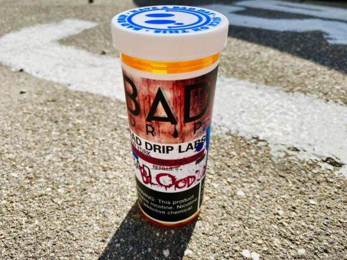 Жидкость Bad Drip Bad Blood вкусипар.рф