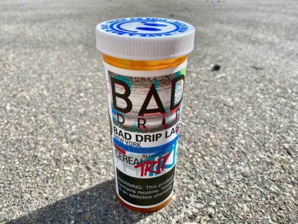 Жидкость Bad Drip Cereal Trip вкусипар.рф