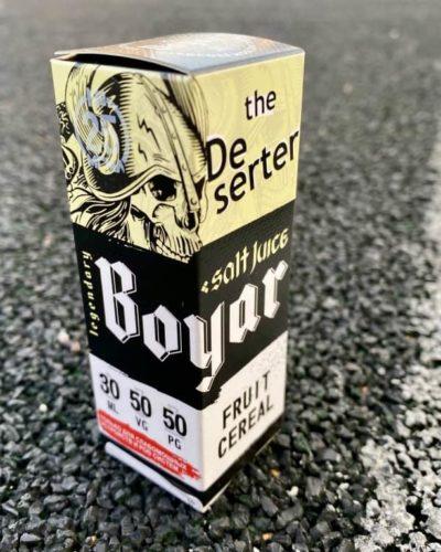 Жидкость Boyar De Serter вкусипар.рф