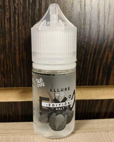 Жидкость Edition Salt Allure вкусипар.рф