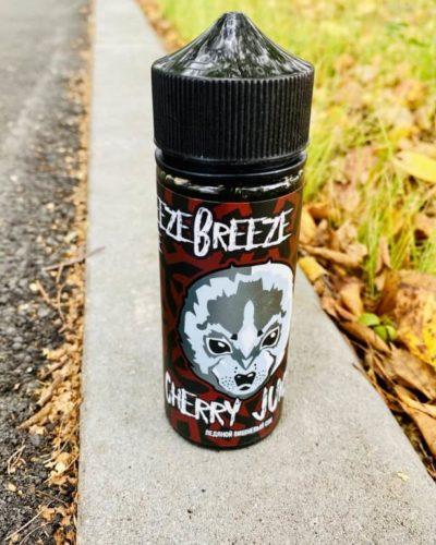 Жидкость Freeze Breeze Cherry Juice вкусипар.рф