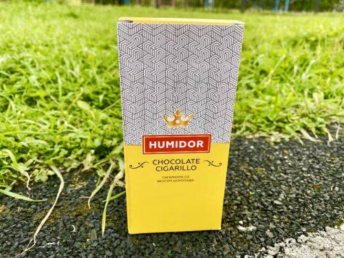 Жидкость Humidor Chocolate Cigarillo вкусипар.рф