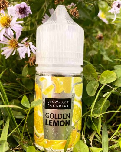 Жидкость Lemonade Paradise Golden Lemonвкусипар.рф