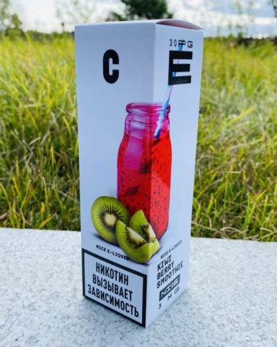 Жидкость URBN Nice Kiwi Berry Smoothie вкусипар.рф