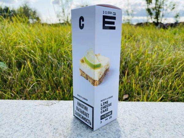 Жидкость URBN Nice Lime Cheese Cake вкусипар.рф