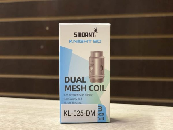 Испаритель на Smoant Knight 80 Dual Mesh вкусипар.рф