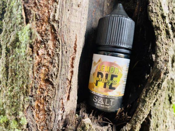 Жидкость Electro Jam Salt Lemon Pie meringe вкусипар.рф