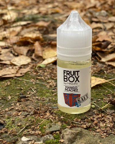 Жидкость Fruit Box Mango Peachez вкусипар.рф