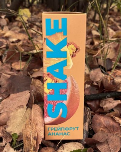 Жидкость Fruit Shake Грейпфрут Ананас вкусипар.рф